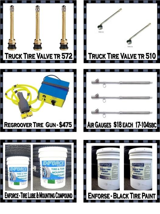 Singular Truck Tires Accessories