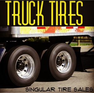 commercial truck tire sales
