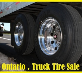 truck tire sale - ontario, ca