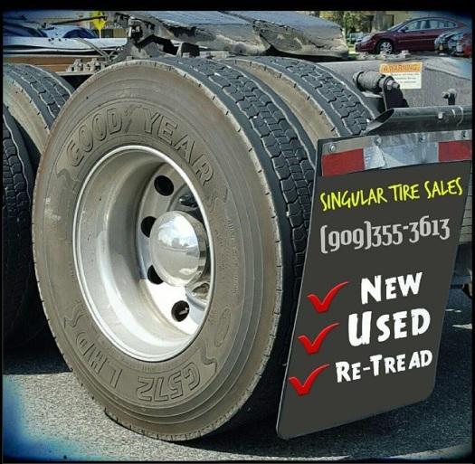 san bernardino truck tires